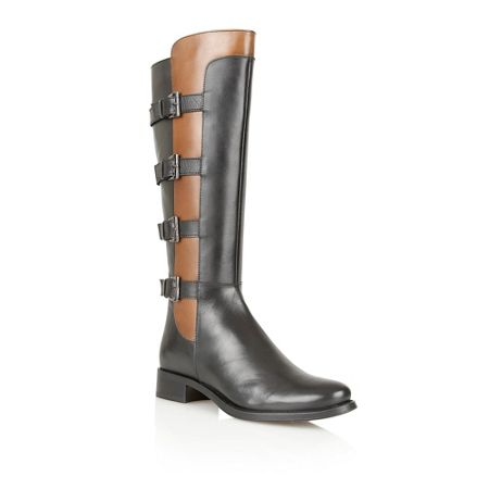 Ravel Parkwood leather knee high boots