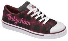 Mindy Check` ladies trainers