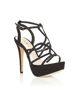 Nightmute heeled sandals