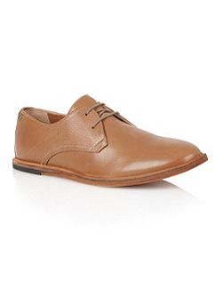 Sheen Lace Up Casual Oxford Shoes