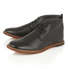 Frank Wright Strachan Lace Up Casual Chukka Boots