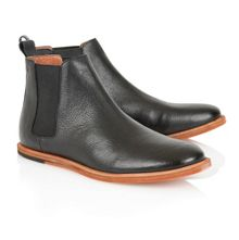 Burns Mens Lace-Up Boots