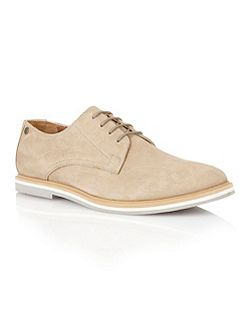 Woking Lace Up Casual Gibson Shoes