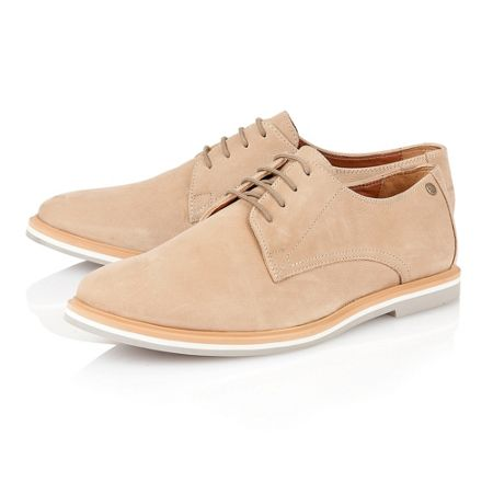 Frank Wright Woking Lace Up Casual Gibson Shoes
