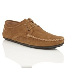 Frank Wright Barts Slip On Casual Loafers