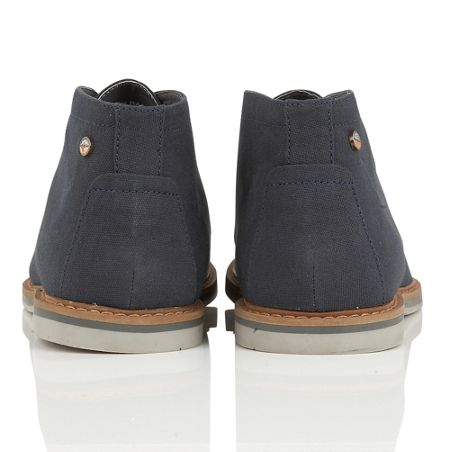 Frank Wright Barrow Lace Up Casual Desert Boots
