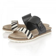 Nebraska ladies sandals