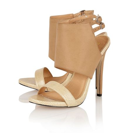 Ravel Mississippi ladies heeled sandals