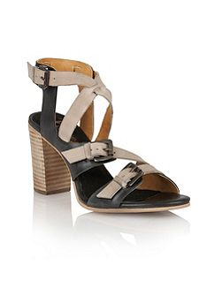 Bunnell ladies heeled sandals