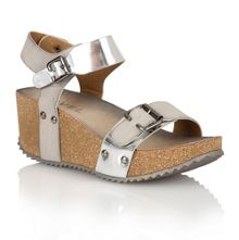 Ravel Goodyear ladies wedge sandals
