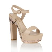 Sacramento ladies platform sandals