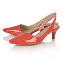 Ravel Beaumont ladies heeled pumps