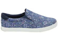 Delta liberty navy/blue trainers