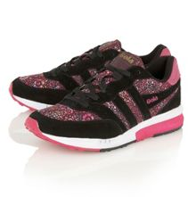 Samurai liberty black/pink trainers