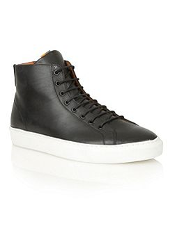 Logan Lace Up Casual Trainers