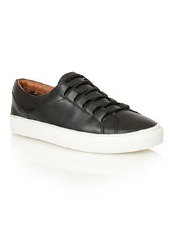Mitch Lace Up Casual Trainers