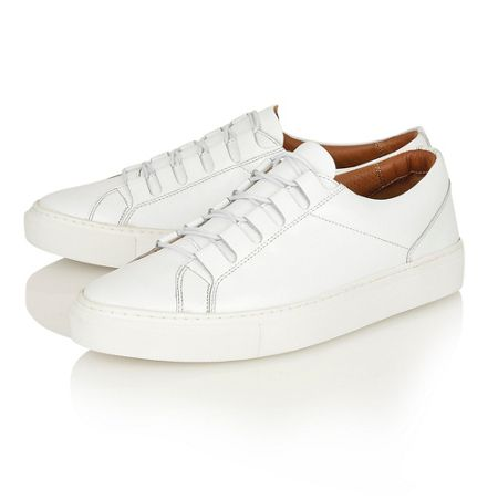Frank Wright Mitch Lace Up Casual Trainers