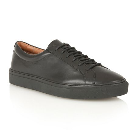 Frank Wright Eddie Lace Up Casual Trainers