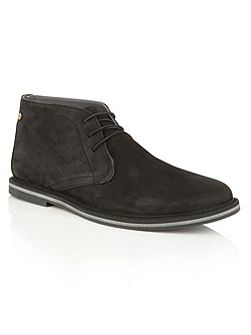 Barnet II mens Lace-Up Boots