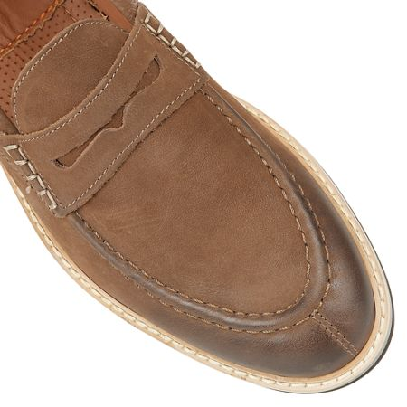 Frank Wright Blyth Mens Slip On Loafers