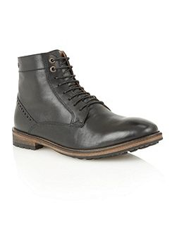 Action Mens Lace-Up Boots