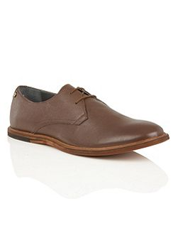 Busby Mens Lace Up Shoes