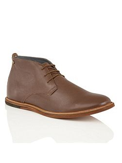 Strachan Mens Lace-Up Boots