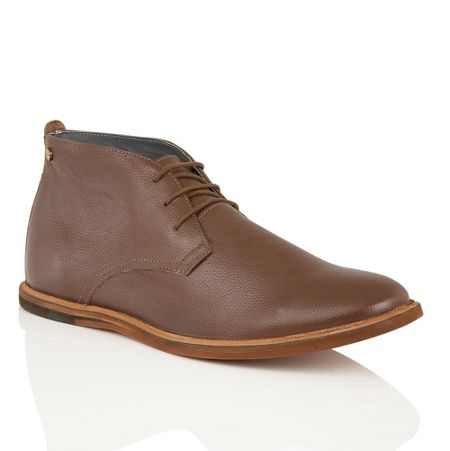 Frank Wright Strachan Mens Lace-Up Boots