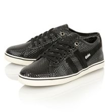 Jasmine hex black trainers