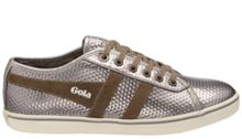 Jasmine hex pewter trainers