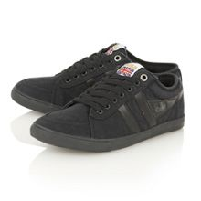 Comet black trainers