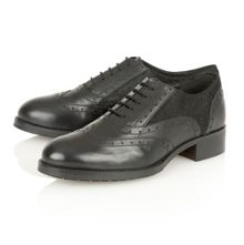 Ohio leather brogues