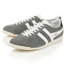 Gola Bullet suede lace up trainers