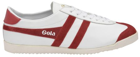 Gola Bullet leather lace up trainers