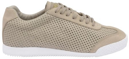 Gola Harrier cubed lace up trainers
