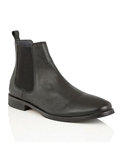 Omar Mens Slip On Gusset Boots