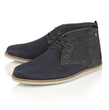 Frank Wright Roper Mens Lace Up Boots