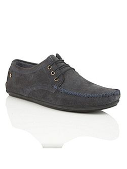 Barts Mens Lace Up Loafers