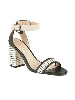Fairfax block heeled sandals
