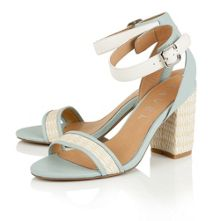 Ravel Fairfax block heeled sandals