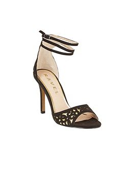 Monterey stiletto heeled sandals