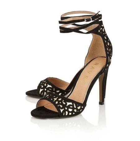 Ravel Monterey stiletto heeled sandals
