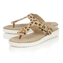 Ravel Stowe slip on T-bar sandals