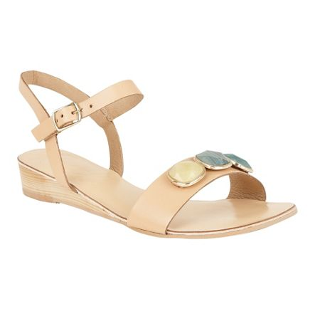 Ravel Goldendale slip on open toe sandals