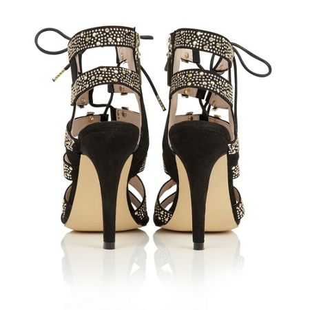 Ravel Omak high heeled strappy sandals