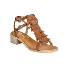 Ravel Almira stacked heel open toe sandals