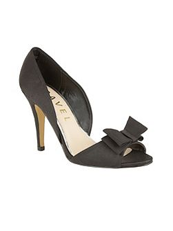 Shiloh high heeled open toe sandals