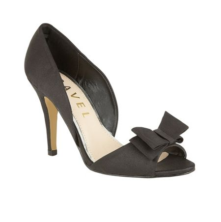 Ravel Shiloh high heeled open toe sandals