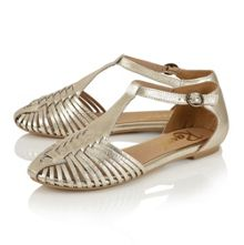 Ravel Springdale flat T-bar sandals