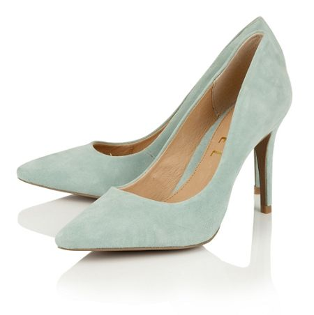 Ravel Hamden stiletto heeled court shoes